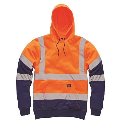Jaket Polos Premium Two Tone dickies two tone hi viz hoodie orange navy yellow navy
