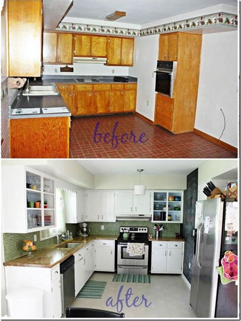 kitchen cabinets on a tight budget kitchen redo on a tight budget beautifully redone