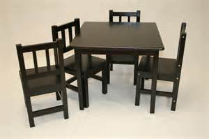 Table And Chair Sets Sofa Furniture Kitchen Childrens Wooden Table And