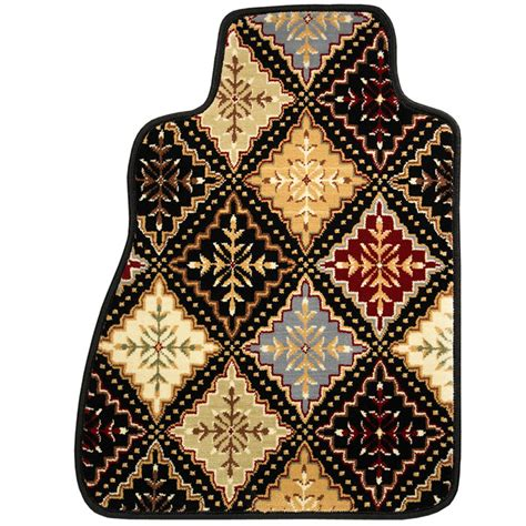 Rug Floor Mats by Rug Auto Floor Mats The Green