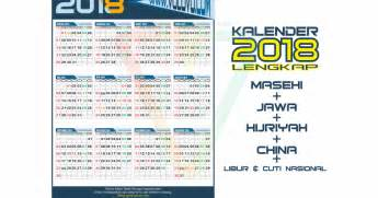 Kalender 2018 Jawa Cdr Kalender 2018 Masehi Hijriyah Jawa China Libur
