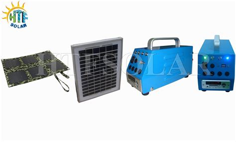 china renewable portable solar energy generator system for