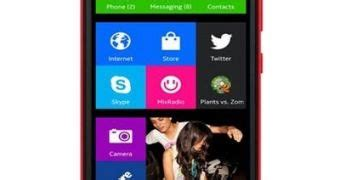 Hp Second Nokia X Rm 980 nokia x normandy allegedly emerges in antutu scores 7410