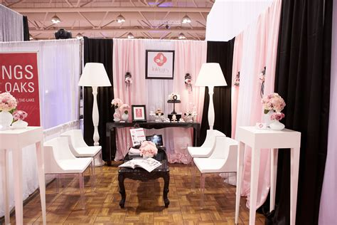 design wedding booth bridal show booth sneak a peek into our world