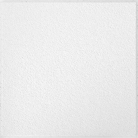 Drop Acoustic Panel Ceiling Tiles Shop Armstrong Brighton Homestyle 16 Pack White Textured
