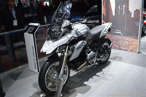 Bmw Motorrad R1200gs by 2016 Delhi Auto Expo Bmw Motorrad R1200gs Unveiled In