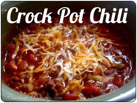 spicy turkey chili crock pot recipe crock pot chili recipe peppers spicy and crock