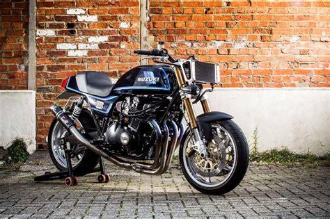 Suzuki Gsx 1100 Et Motogp Suzuki Gsx 1100 Quot Pete S Et Quot By Luckyseven Motorcycles