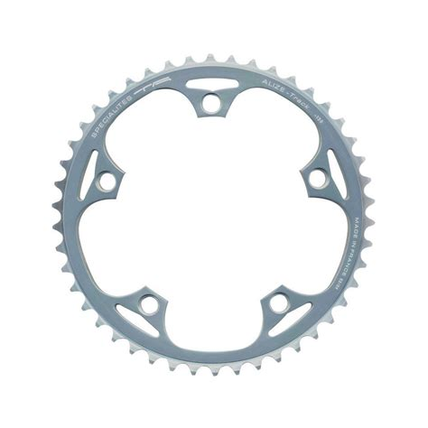 ta track wiggle ta 130 pcd shimano track outer chainring 50 52t