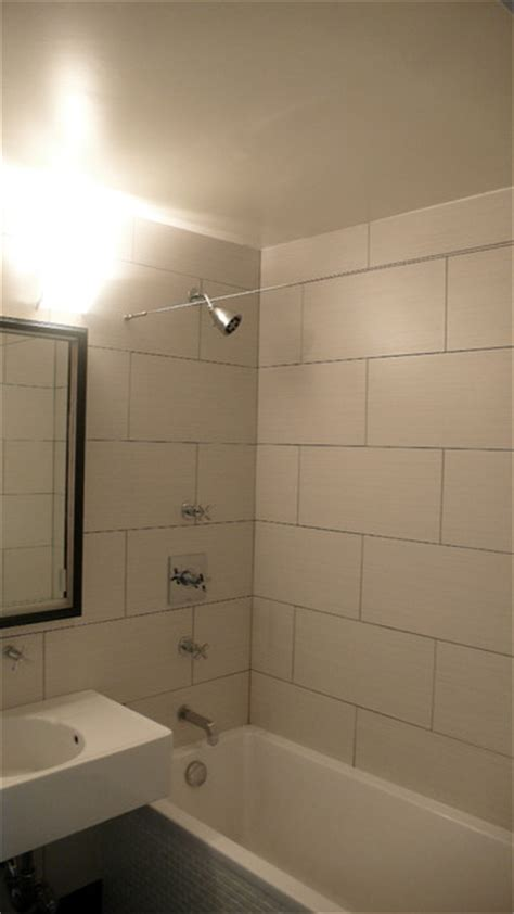 The Cable Bathroom by Shower Curtain Cable Bathroom New York