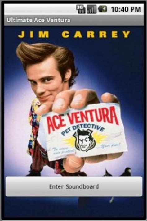 ace ventura pet detective quotes quotesgram