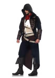 assassin creed halloween costume assassins creed arno dorian deluxe costume