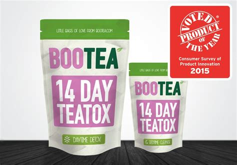 Bootea Detox Diet Reviews by Bootea 14 Day Teatox Review Competition And