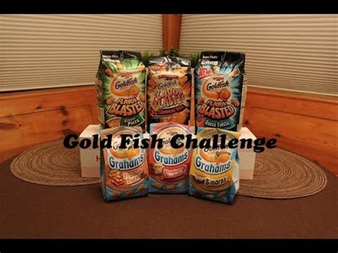 goldfish challenge vote no on 21 flavors goldfish challenge cracke