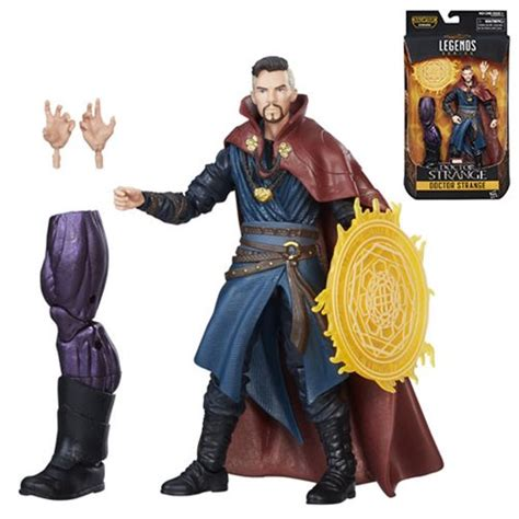 Stock Akhir Figure Doctor Strange doctor strange marvel legends 6 inch doctor strange