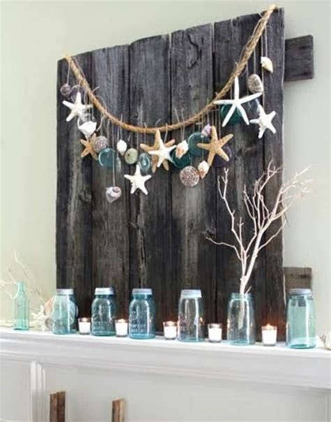 sea decorations for home christmas decoration ideas inspired from beach and sea