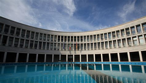 sede inps roma eur palazzo dell inps direzione generale foto immagini
