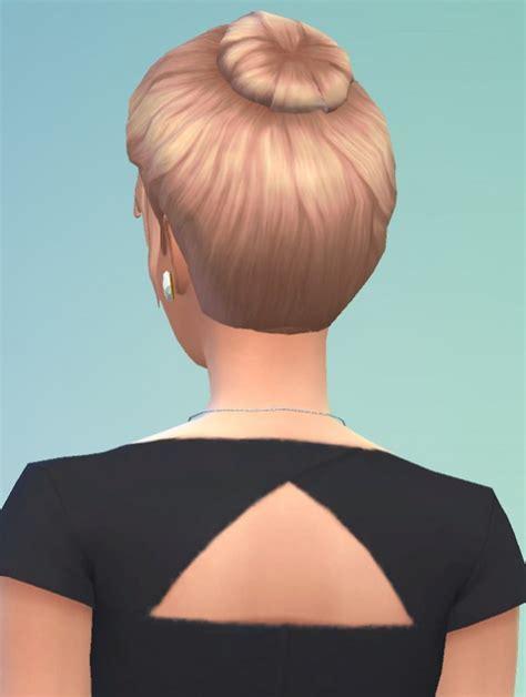 70s bun hairstyles birkschessimsblog 70s bun hair sims 4 downloads