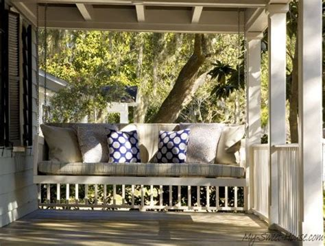 design of veranda of house veranda design tips and 70 photos of decorating ideas my sweet house