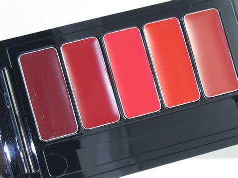 L Oreal La Palette l oreal la palette lip review swatches musings of a muse