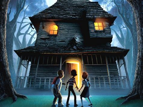 the monster house why doesn t anyone ever talk about this oscar nominated halloween classic flickreel