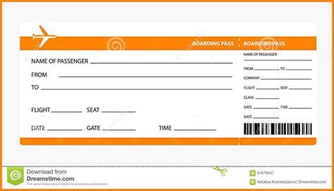 printable airline tickets plane ticket template bikeboulevardstucson com