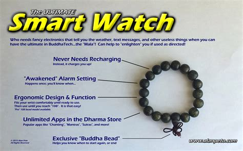buddhist prayer meaning buddhist bling why buddha are the real smartwatches