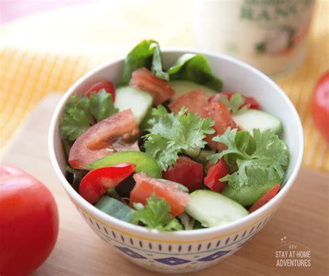 Garden Vegetable Salad Vegetable Garden Salad Fresh From Your Garden My Stay At