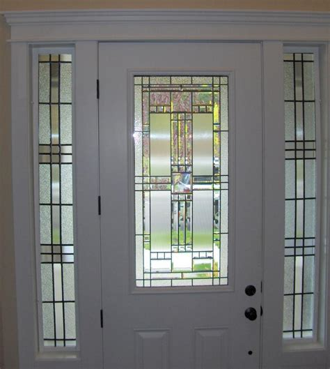 Glass For Front Door Panel Front Door Glass 17 Home Improvement Ideas For You Interior Design Inspirations