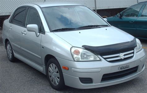 books about how cars work 2005 suzuki aerio free book repair manuals file 05 07 suzuki aerio sedan jpg wikimedia commons