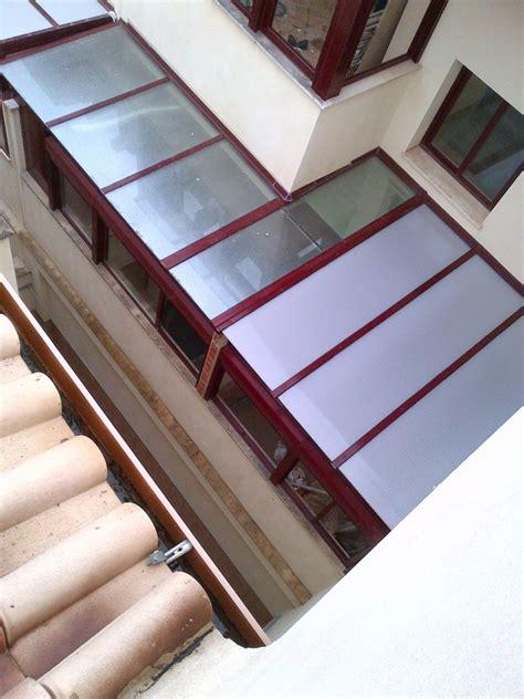 techo acristalado techo acristalado y cerramiento aluminio ideas