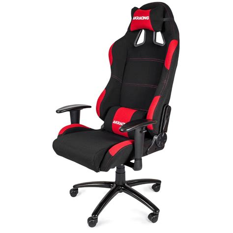Gaming Chair For Ps3 Akracing K7012 Noir Rouge Achat Pas Cher Amp Avis
