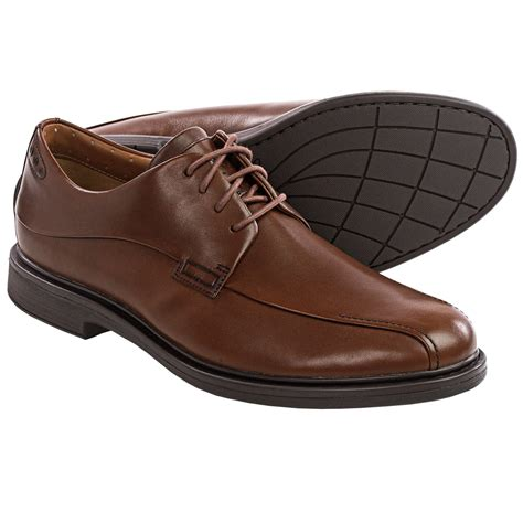 clarks drexlar way leather shoes for save 72