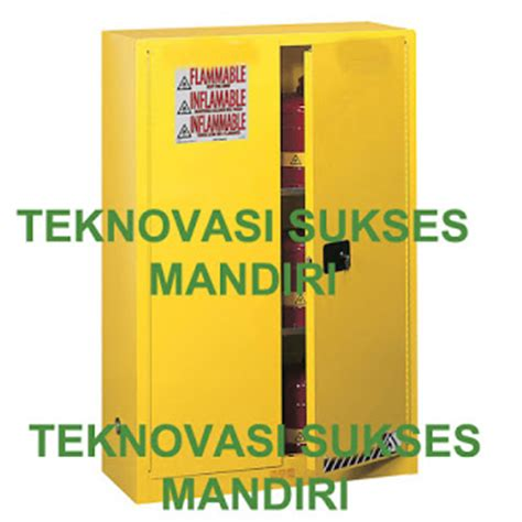 Lemari Flammable meja laboratorium furniture laboratorium flammable cabinet