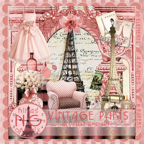 imagenes vintage de paris nina s graphix quot vintage paris quot kit