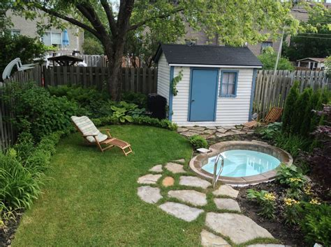 small inground pools for small yards Landscape Traditional
