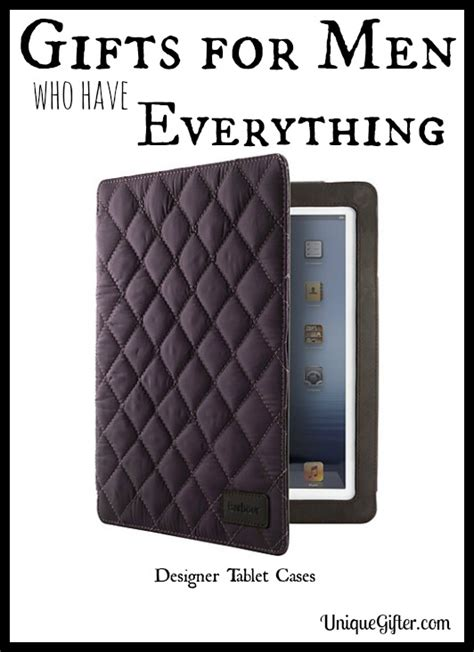 Gifts For The With Everything Gifts For Who Everything Designer Tablet Cases