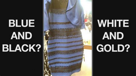 the dress is blue and black says the girl who saw it in what color is this dress it s blue and black