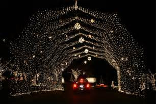 way of lights christmas display in belleville illinois