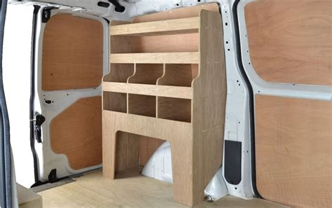 toyota proace storage racking shelving wr30 wr30