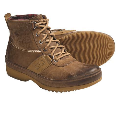 sorel putnam boots waterproof leather for