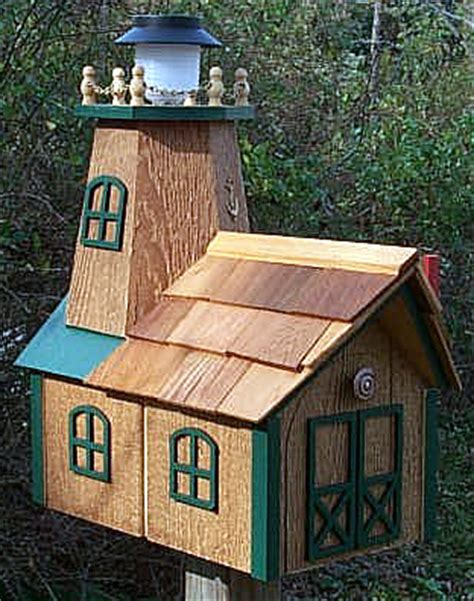 Handcrafted Mailboxes - wooden mailboxes amish handcrafted mail boxes