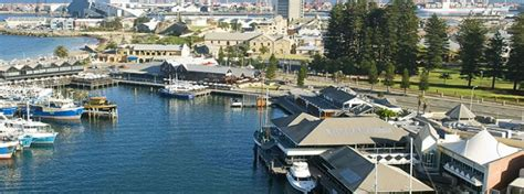 fremantle fishing boat harbour piazza what to do in fremantle perth