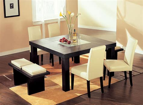 bench tables dining dining table dining table and bench