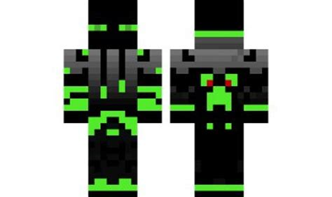 minecraft pe enderman skin template pictures to pin on