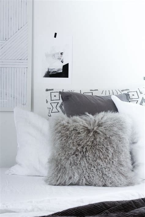 big fluffy couch pillows 25 best ideas about grey bedroom decor on pinterest