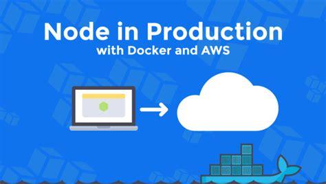 docker express tutorial node js in containers using docker