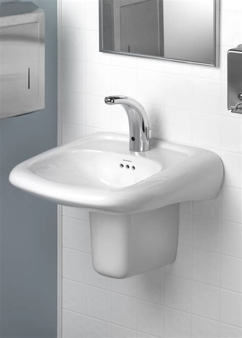 ada wall mount sink ada compliant wall hung lavatory befon for