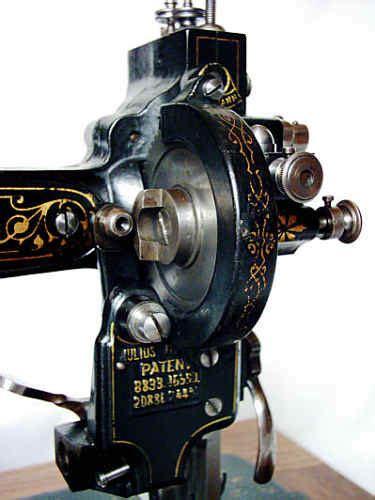 antike singer nähmaschine em seidel naumann zick zack n 228 hmaschine