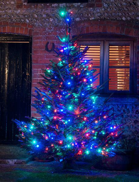 multi function tree lights 180 colour multi function led outdoor lights 18 mtrs